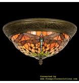 Demmerik 73 5360 Tiffany plafond  lamp