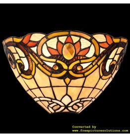 Demmerik 73 5778 Tiffany wand  lamp
