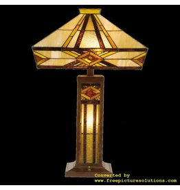 Demmerik 73 5520 Tiffany lamp