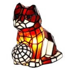 Demmerik 73 774 Tiffany poes lamp