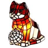 Demmerik 73 774 Tiffany poes lamp