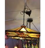 RoMaLux RML7707 Hanglamp Art Deco