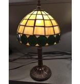 RoMaLux 5500 tiffany tafellamp