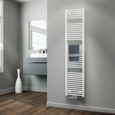 HSK badkamer radiator 400 x 1775 wit 5 jaar garantie