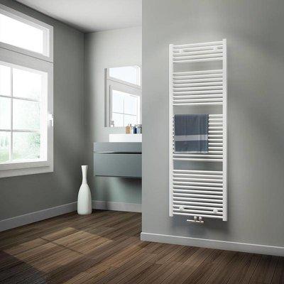 HSK badkamer radiator 600 x 1775 wit 5 jaar garantie