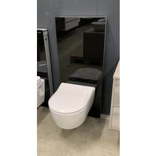 Geberit Monolith Plus sanitairmodule + Villeroy & Boch rimless toilet met slimseat .