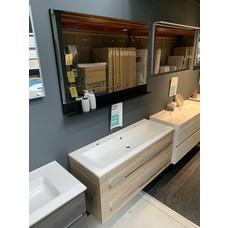 Thebalux Badmeubel 120 x 45cm inclusief spiegel. VERKOCHT!!
