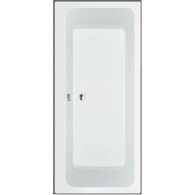 Sanitairstunthal Ligbad Calviz 170 x 75 cm inclusief badpoten kleur wit