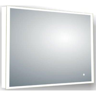 Sanitairstunthal spiegel 120 x 80 cm. met led verlichting rondom