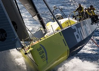 Team Brunel opts for a Nanocoat hull