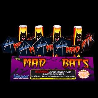 Vulcan Mad Bats