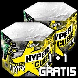 Geisha Firestar 1+1 GRATIS Hyper Cube