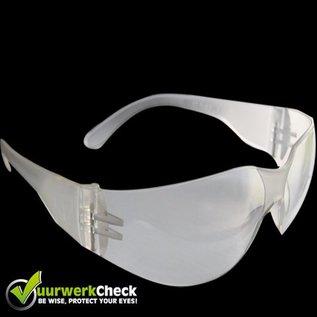 Vuurwerkbril (One Size)