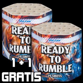 Vulcan 1+1 GRATIS Ready to Rumble