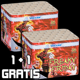 Vulcan 1+1 GRATIS Freaky Friday