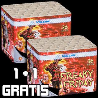 Vulcan 1+1 GRATIS Freaky Friday
