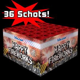 Vulcan Happy Fireworks