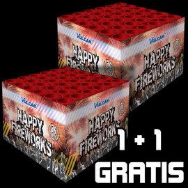 Vulcan 1+1 GRATIS Happy Fireworks