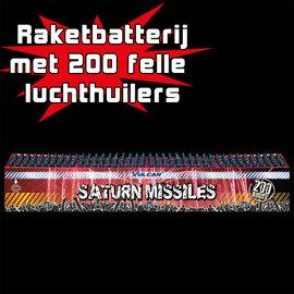 Shogun 200 Schots Missile