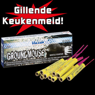 Vulcan Ground Mouse