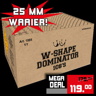 Crown W-Shape Dominator