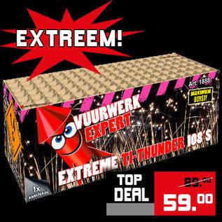 Vuurwerkexpert Extreme Ti-Thunder