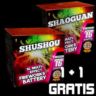 Wolff 1+1 GRATIS Shaoguan & Shushou