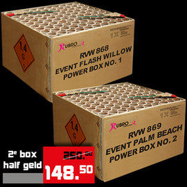 Elite Brand Event Event Best Of Power Box No.1 & No.2