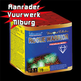 Diamond Rogue Warrior