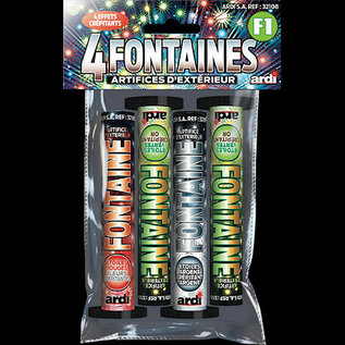 Vulcan 4 Fontaines