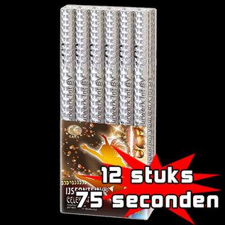 Mega ijsfontein 25cm (12 stuks)