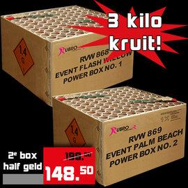 Elite Brand Event Event Best Of Power Box No.1 & No.2