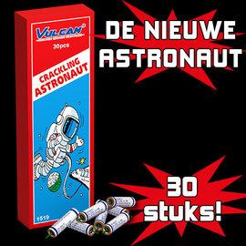 Vulcan Crackling Astronaut