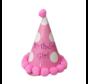 Verjaardagshoedje  - L