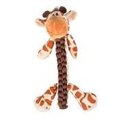 Duvo+ Zoo friends gino giraf stick Bruin