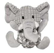 Duvo+ Zoo friends elsa olifant bal Grijs