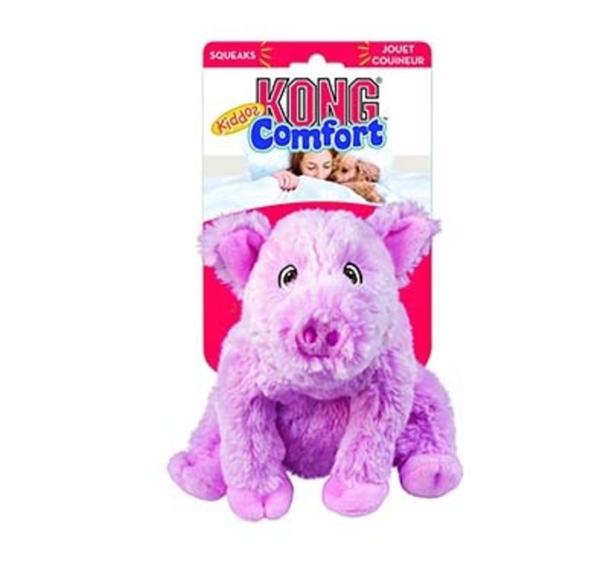 Kong comfort kiddos pig Roze S