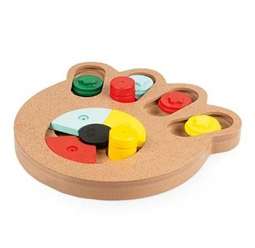 Slide `n snack puzzle - poot