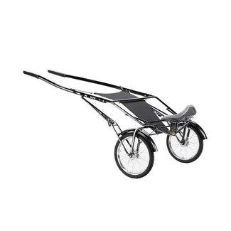 FinnTack Jogcart speedcart hout
