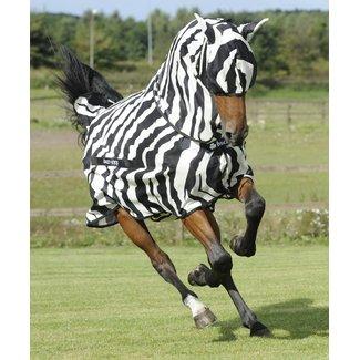 Bucas Bucas Buzz-Off Zebra Full Neck