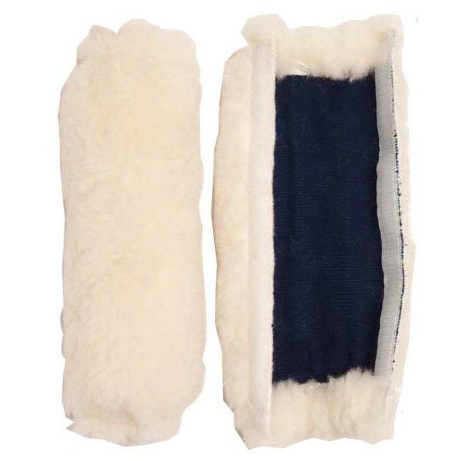 Zilco Shadow roll fleece cheeks