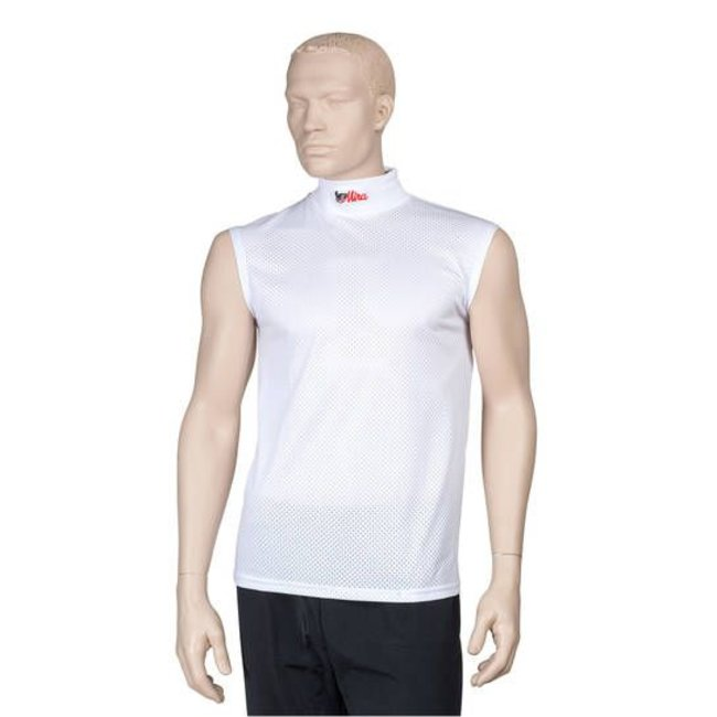 Mira Polo sleeveless perforated MIRA