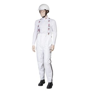Mira All-weather racing trousers + suspenders