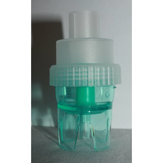 Cap nebuliser