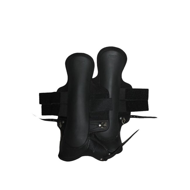 Racing Tack Boots Medium RT with heel protection