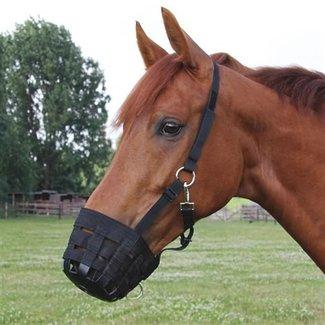 FinnTack Horse muzzle synthetic
