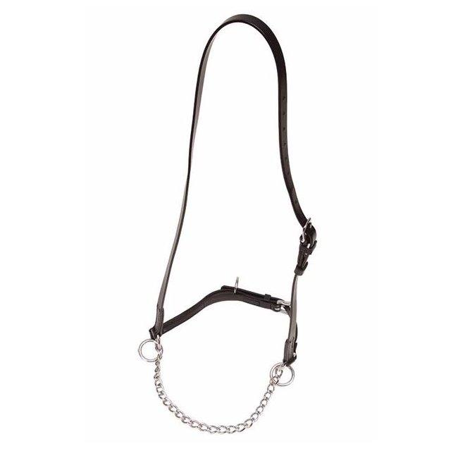 Head halter small chain synthetic Zilco
