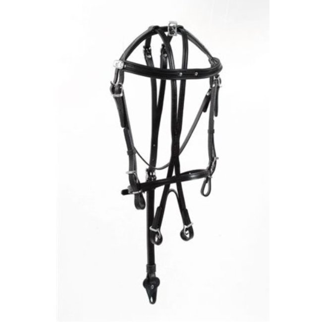 Racing Tack Bridle leather RT