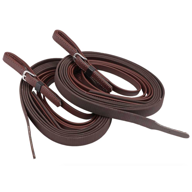 Zilco Reins without handholds Brown Z