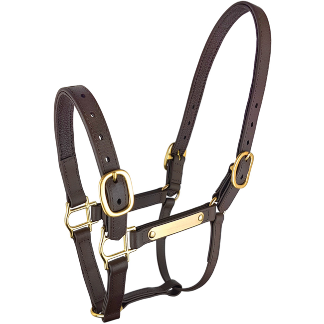 Zilco Synthetic halter leather look Z